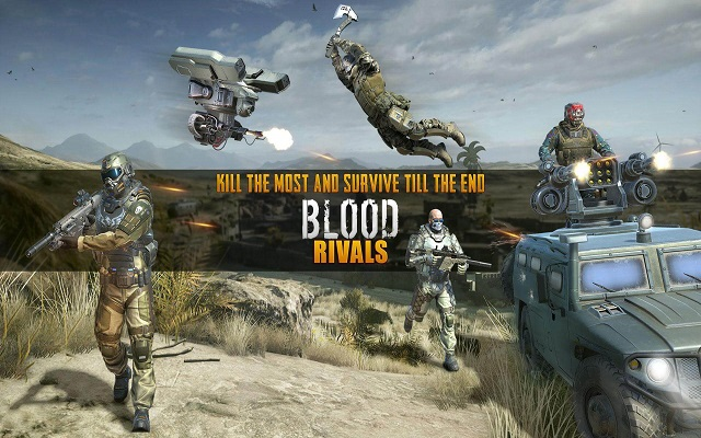 Blood Rivals: PUBG Alternative