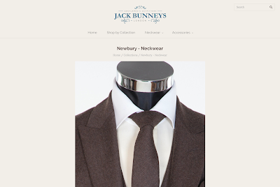 flannel wool tie collection from jack bunneys