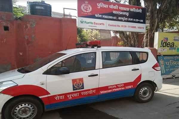 faridabad-police-make-take-action-those-spreading-rumor-chawla-colony-police-chowki