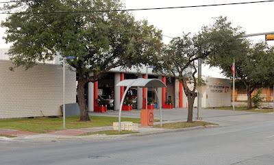 HFP Fire Station on Navigation Boulevard