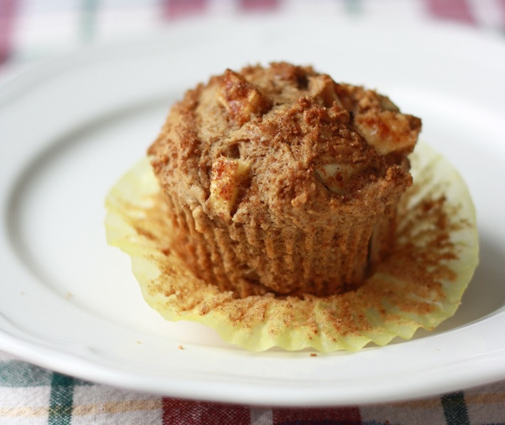 Apple Maple Muffins by SeasonWithSpice.com