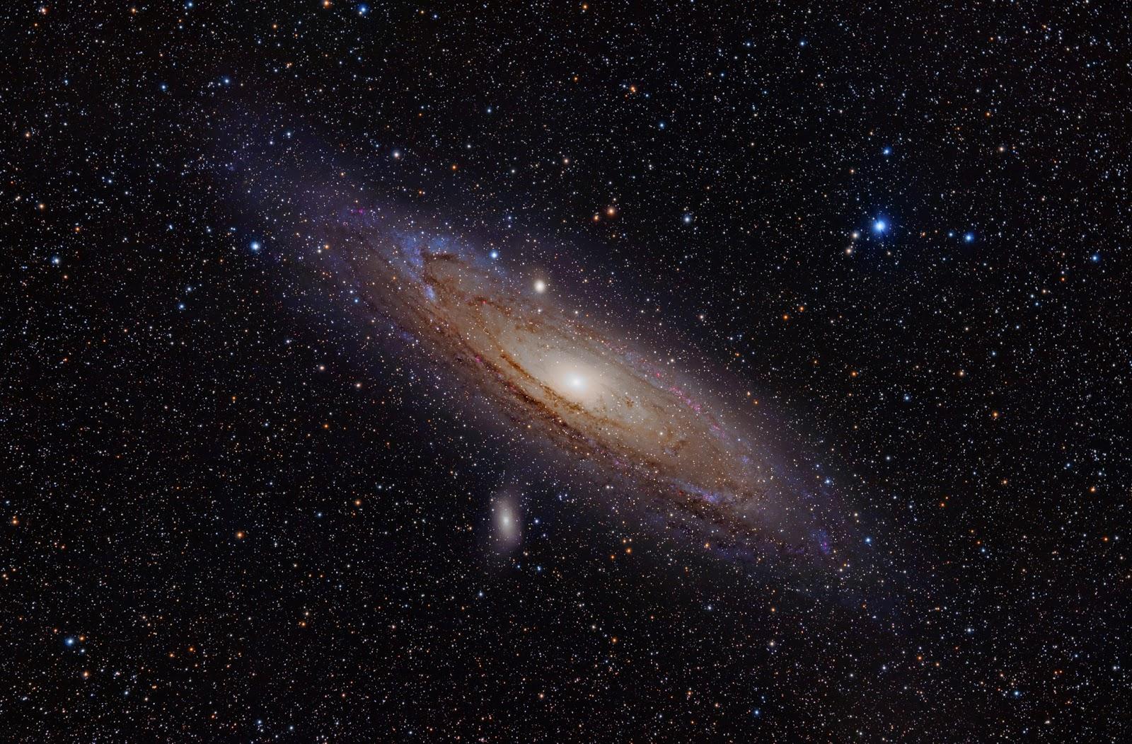 Andromeda Galaxy Wallpaper HD 08