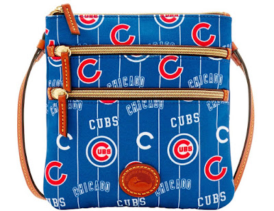 chicago cubs mlb team crossbody purse