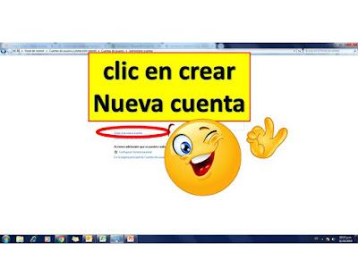 para quitar una cuenta de usuario en windows 7 solo debes dar doble clic sobre la cuenta que quieres eliminar y luego clic en eliminar cuenta
