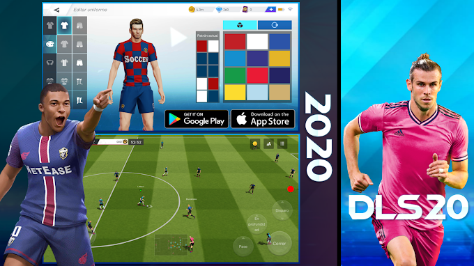 Es Oficial DLS 2020 Llega a Latinoamérica! + Nuevo juego de futbol realista es MEJOR que Dream League Soccer?