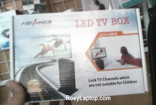 TV Tuner LED LCD TV Box ( Advance ATV-798FM )
