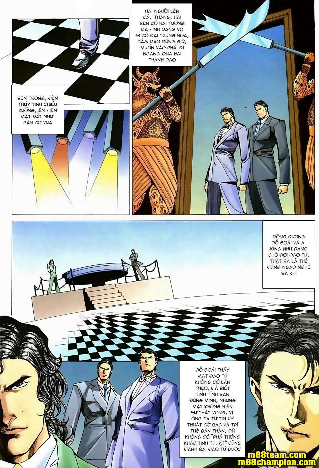 Đổ Hiệp Truyền Kỳ Chap 6 - Next Chap 7