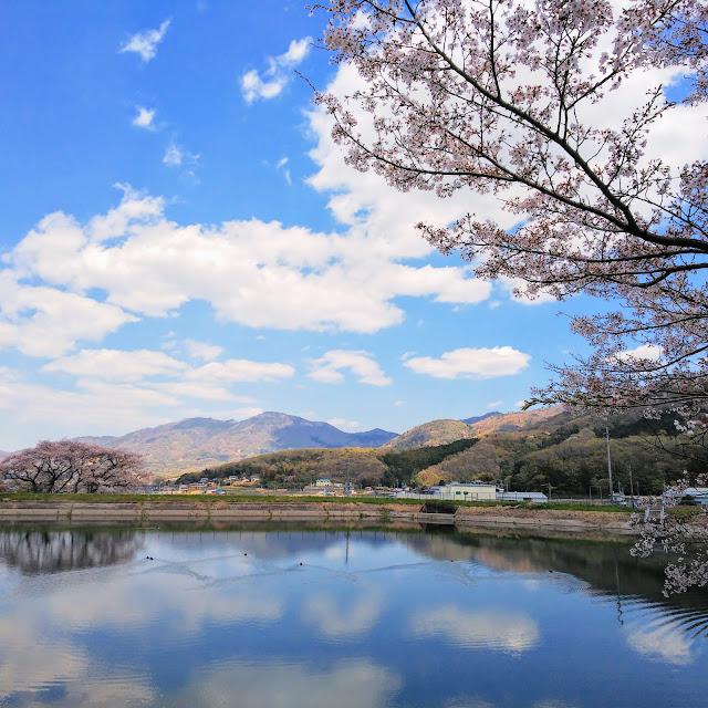 柳沢貯水池