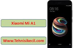 Download firmware Xiaomi Mi A1 Update terbaru