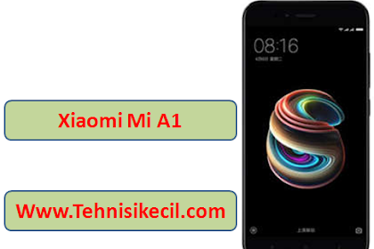 Download firmware Xiaomi Mi A1 Update terbaru