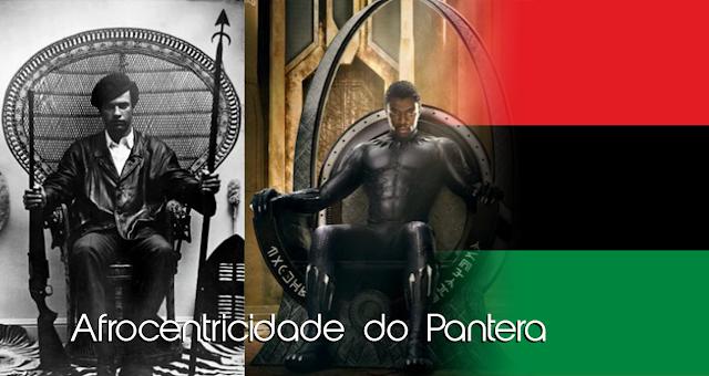 Afrocentricidade do Pantera