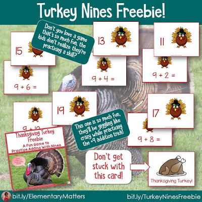 November Freebies: It's already November, so here are some free resources to get you going!