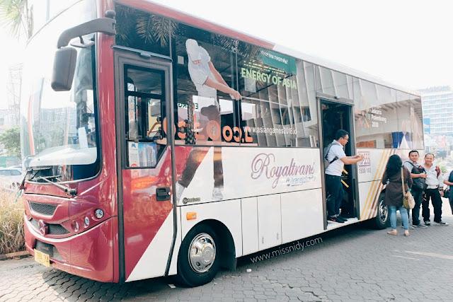 bus premium transjabodetabek royal trans