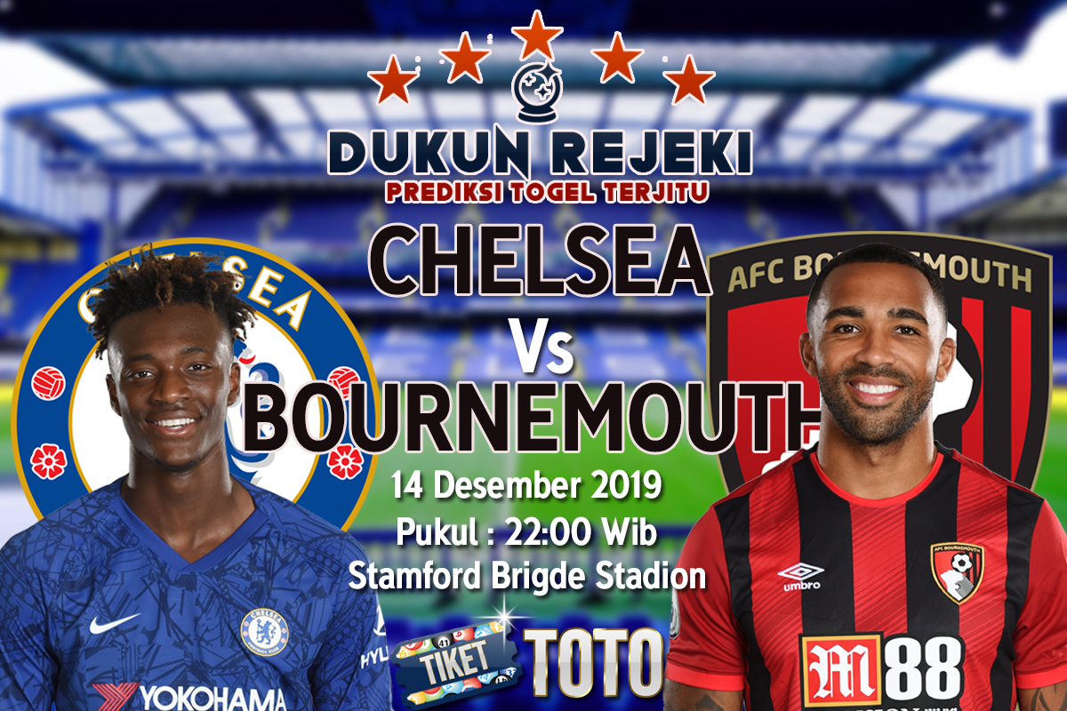 Prediksi Chelsea vs Bournemouth 14 Desember 2019