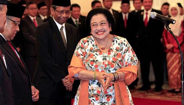 Megawati ke Cakada: Kalau Anda Mau Korupsi Sekarang Nggak Bisa