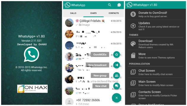 Whatsapp Plus - Osm Hax
