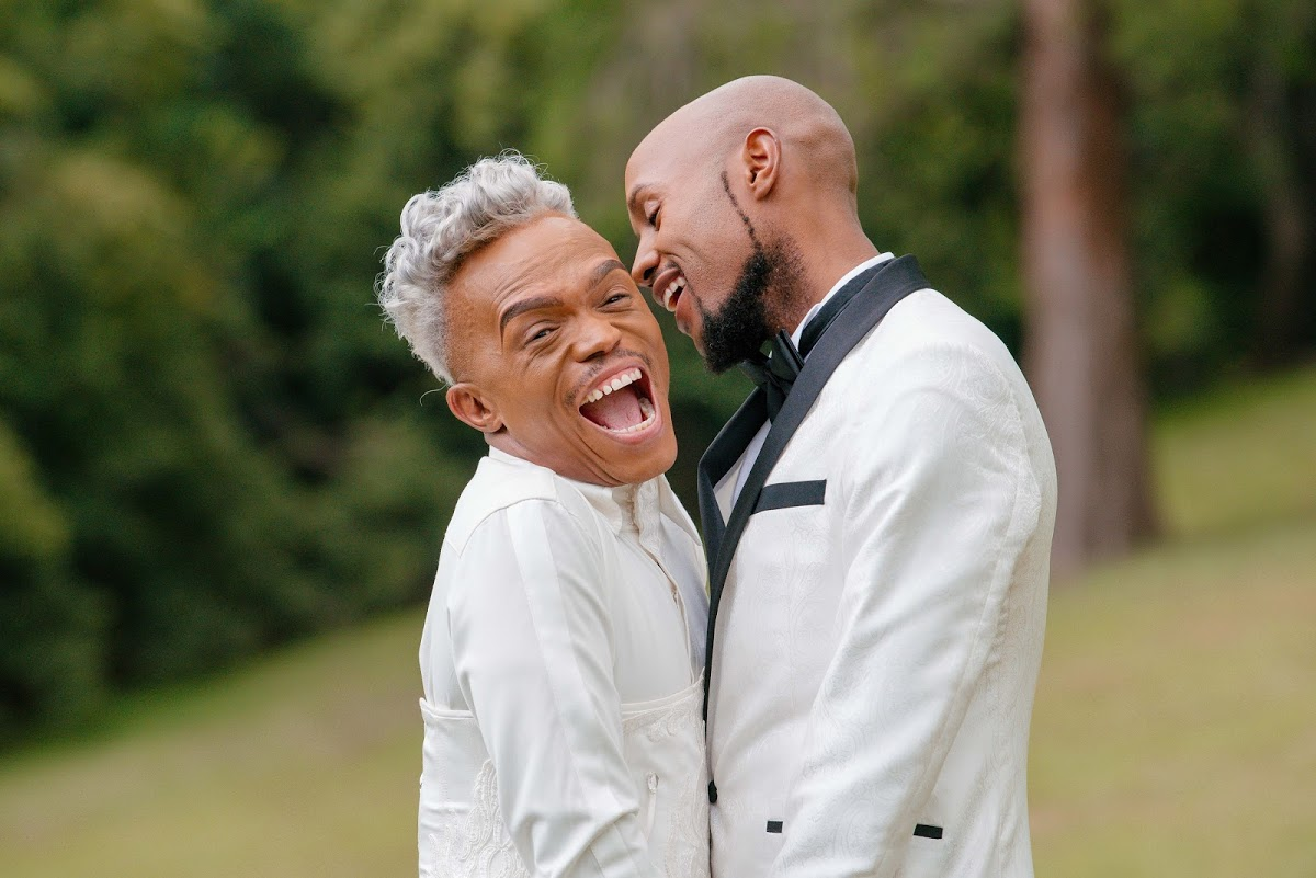 Somizi Bombs Confused Man Who Asked How He and Mohale Do It In The Bedroom