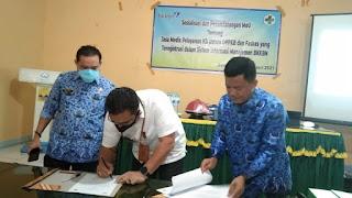 DPPKB Bantaeng, Target Seribu Akseptor, Pelayanan KB Digratiskan