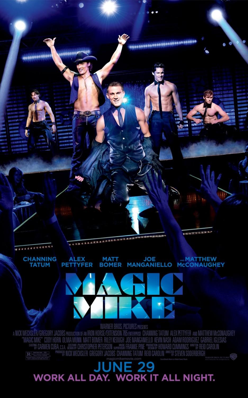 Magic Mike (2012) ταινιες online seires xrysoi greek subs