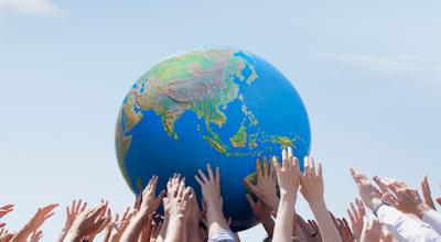 Ilustrasi Globalisasi
