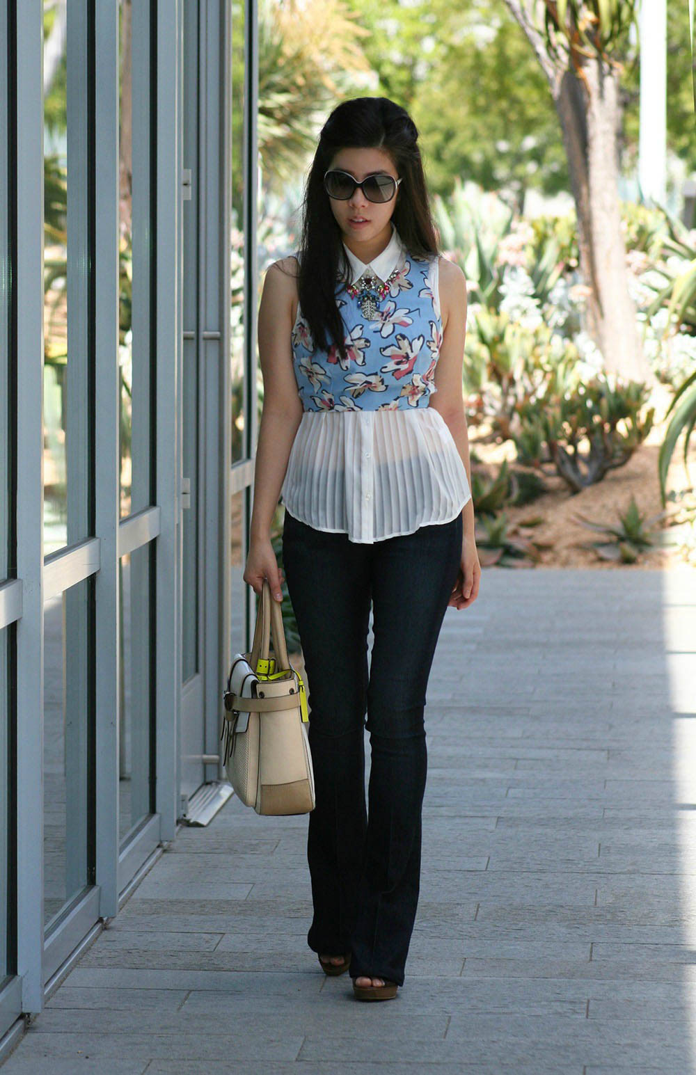 adrienne nguyen_invictus_what to wear with flare jeans_what to wear with straight legs jeans_tjmaxx_Maxxinista