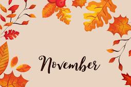 Kumpulan Quotes Bulan November 2020 Cocok untuk dibagikan di media sosial