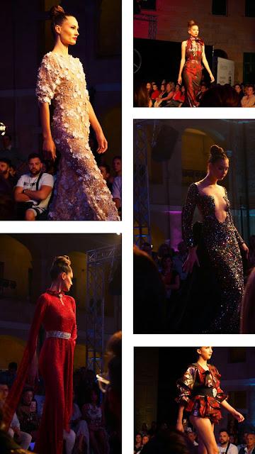 Malta fashion week 2018, Mercedes-Benz Fashion week Malta 2018, Gaetano