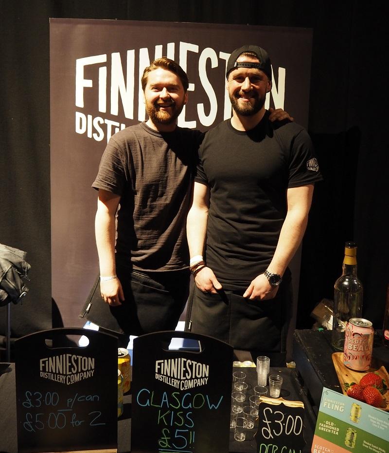 Finnieston Distillery Company North Hop Aberdeen