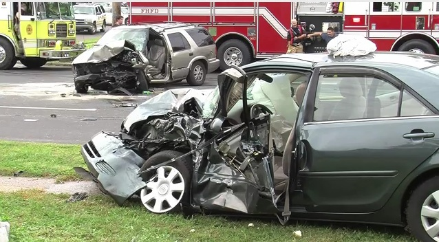 Vehicle Accident News Stories & Articles: Head-on crash in