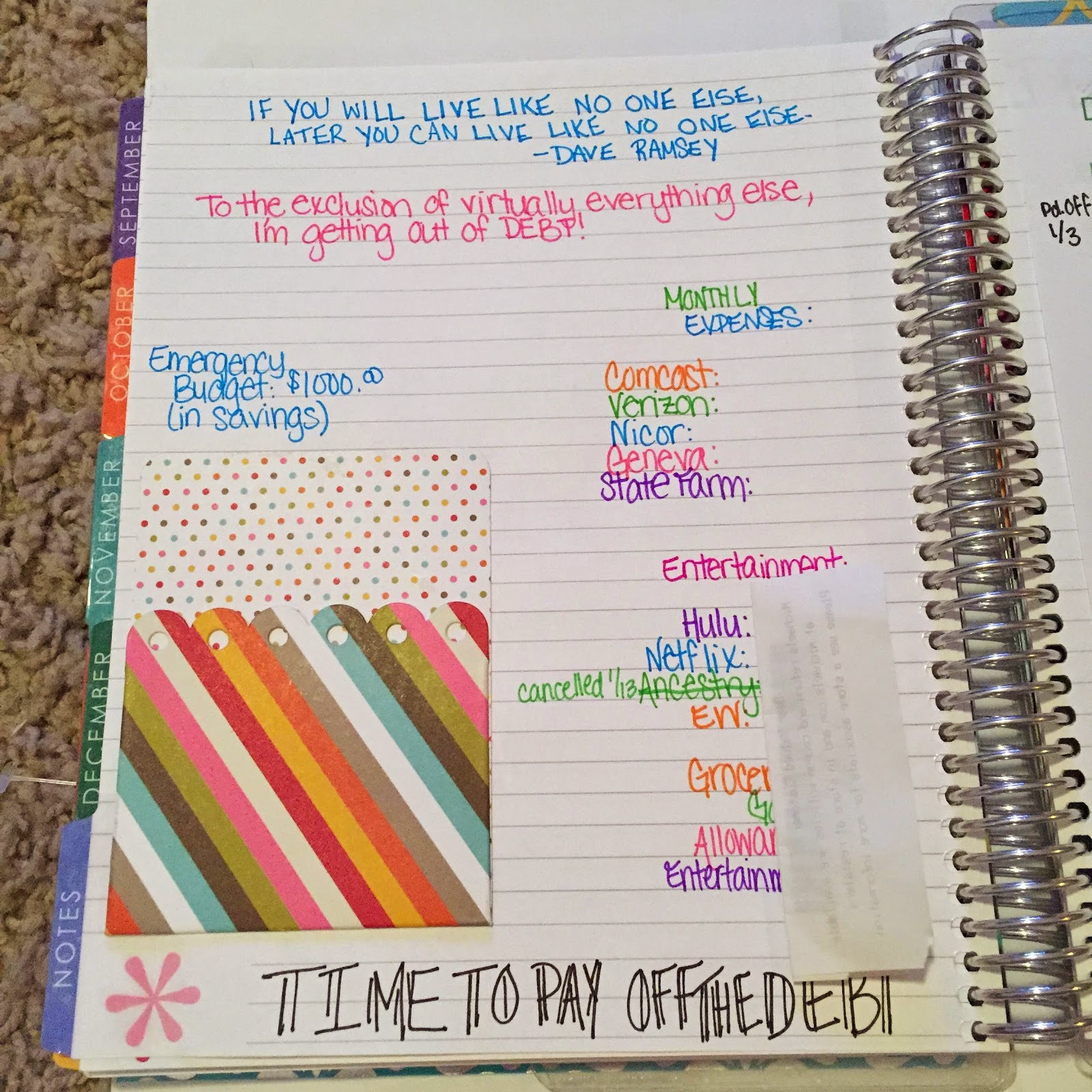 Teaching Teens In The 21st The Life Planner