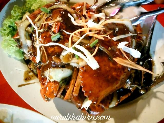 Short Trip Tanjung Piai | Selera Senibong Seafood, Skrin Angkasa (Sky Screen) dan Pasar Karat