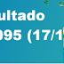 Resultado Timemania - Concurso 1095 (17/10/17)