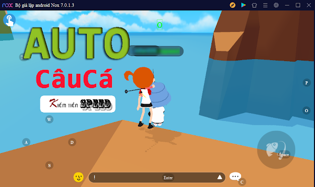 Hướng dẫn Auto câu cá kiếm tiền game Play Together trên PC? Tiềm năng kiếm tiền trên App này