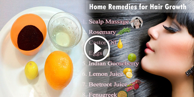 Top  Home Remedies To Reverse Gray Hair Naturally