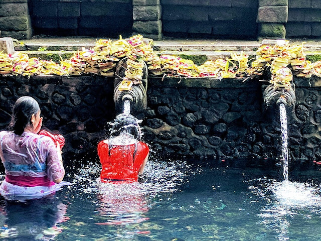 purificaçõ bali indonésia