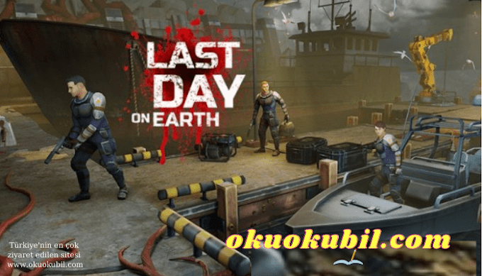 Last Day on Earth Survival v1.17.11 Split + Eşya Hileli Mod Apk, Obb