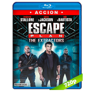 Escape Plan: The Extractors (2019) BRRip 720p Audio Dual Latino-Ingles