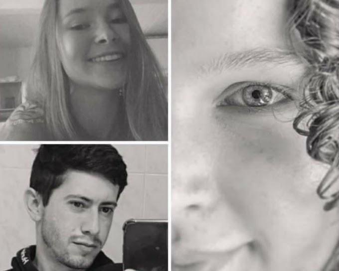 Identificados os três jovens de Toledo que perderam a vida na manhã desta quarta-feira