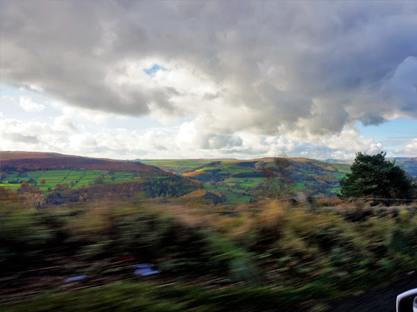 A DRIVE THROUGH THE PEAK DISTRICT