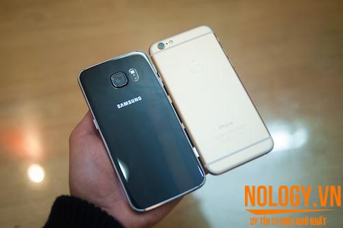 Samsung galaxy S6 cũ xách tay Mỹ