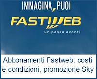 offerte fastweb jet e superjet per la linea di casa con promozione sky