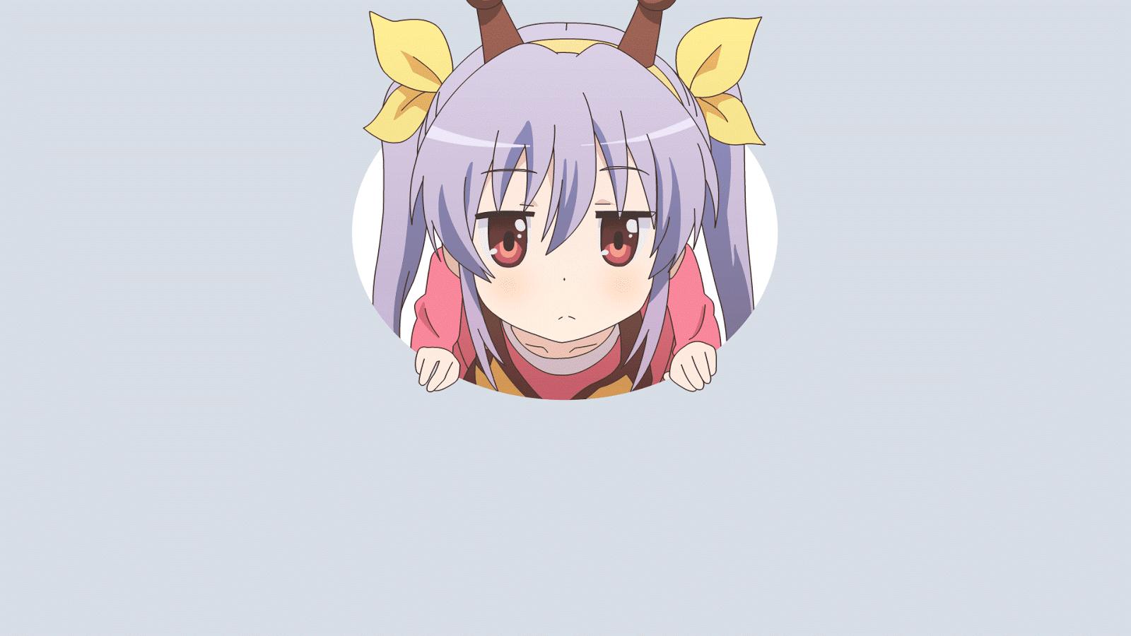 AowVN Non Non%2B%25282%2529 - [ Hình Nền ] Anime Non Non Biyori cực đẹp | Wallpaper
