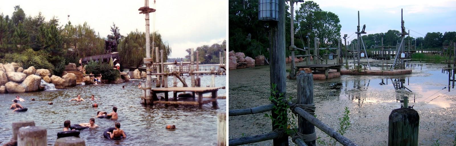 Disney Discovery Island Lake Buena Vista Florida Usa