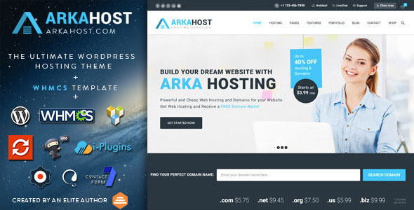 Free Download Arka Host Terbaru V 5.0.8