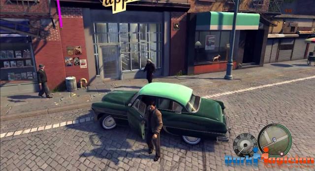 Mafia II PC Games Screenshot: