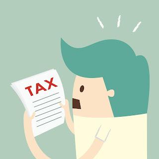 Sejarah pajak penghasilan
