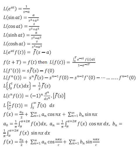 PDF] Math Formula for GATE Exam - Engineers Forum | ErForum