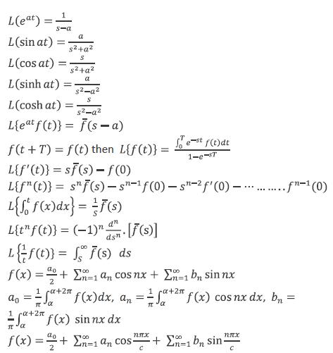 Complete Mathematics Formula Pdf