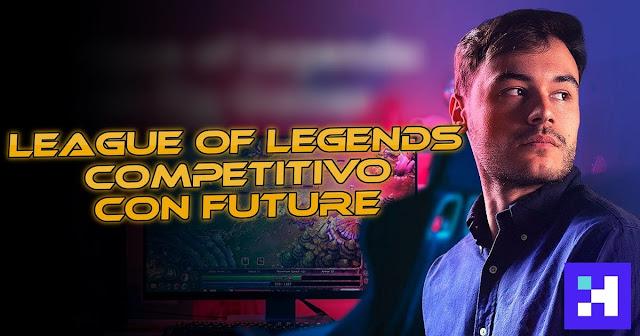League of Legends competitivo