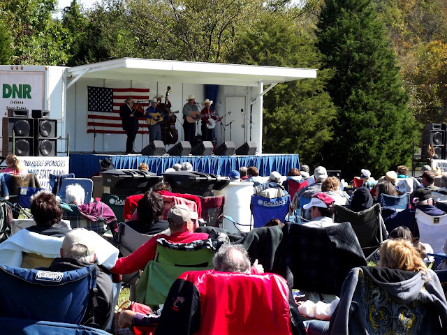 Bluegrass Festival - Versailles State Park